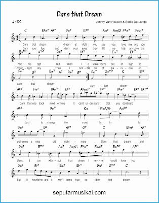 darn that dream lagu jazz standar
