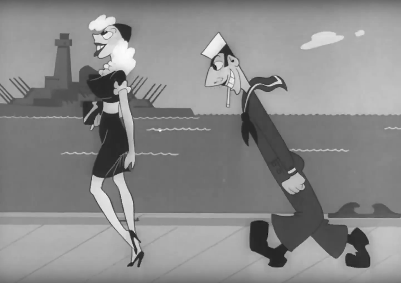Dan The Navy Man: Sailor Pick-up Lines