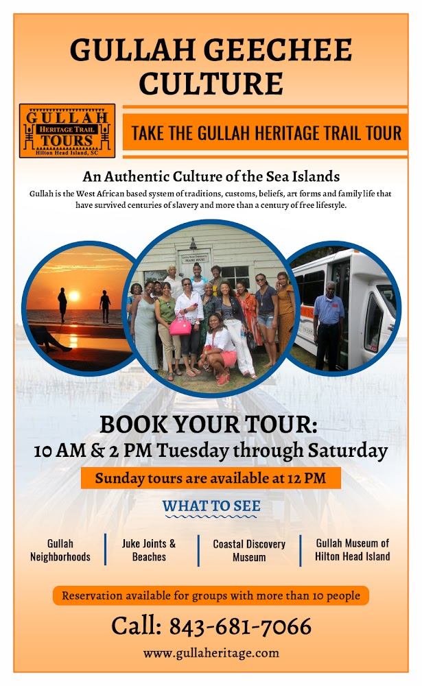 Gullah Geechee Culture, Hilton Head Tours and Vacation - Gullah Heritage