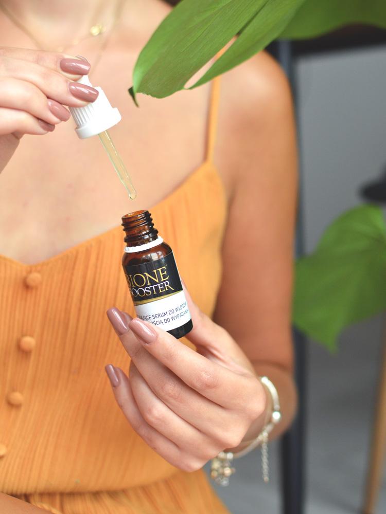 Jak stosować olejowe wcierki do włosów? Kerabione Booster - Czytaj więcej »