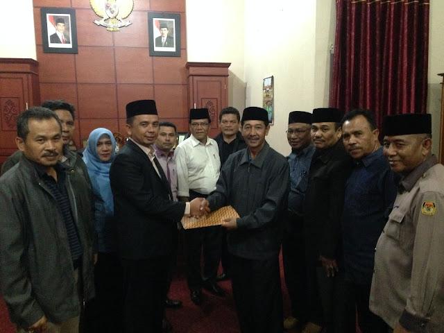 Aceh Tengah Hibahkan Rp. 27,78 Milyar Untuk Pilkada 2017