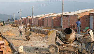 Subsidio vivienda rural en Colombia