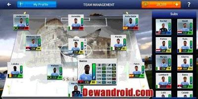 DLS 17 Mod Lazio Unlimited Koin by Sareh Bagus Haeryanto