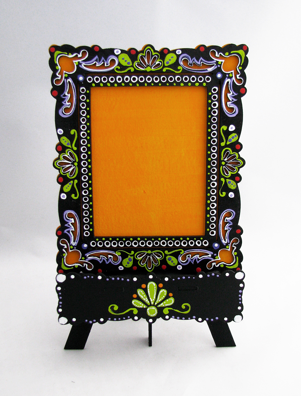 Gypsy Soul Laser Cuts Day Of The Dead Frame By Lora