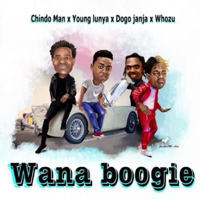 New AUDIO | Chindo Man Ft Dogo Janja, Whozu & Young Lunya - WANA BOOGIE | Mp3 Download