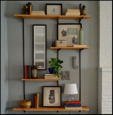 Wall Mounted Shelves Design