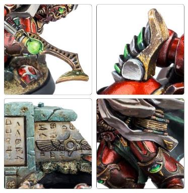Horus Heresy Character Series