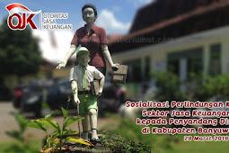 OJK Jember - Sosialisasi kepada Penyandang Disabilitas di Banyuwangi
