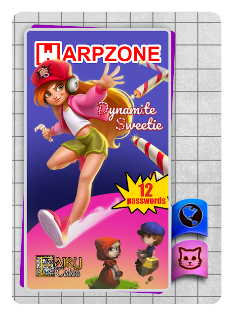 Revista Warpzone Sweety Tales