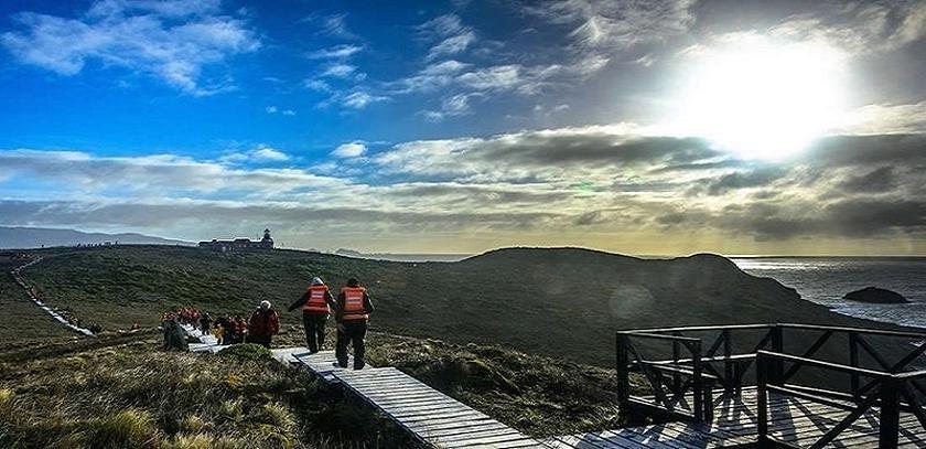Parque Nacional Cabo de Hornos, Chile.