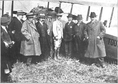 Mundo Gráfico Viaje preliminar  a Málaga, de marzo 1919
