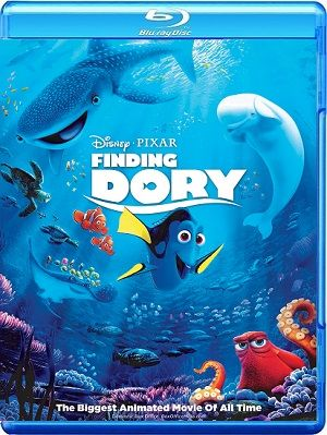 Finding Dory 2016 WEB-DL 720p 1080p