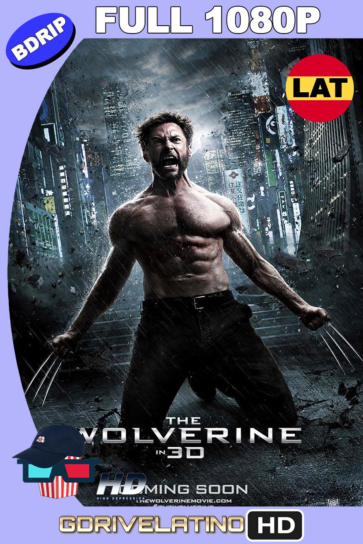 The Wolverine (2013) THEATRICAL CUT BDRip 1080p Latino-Ingles MKV