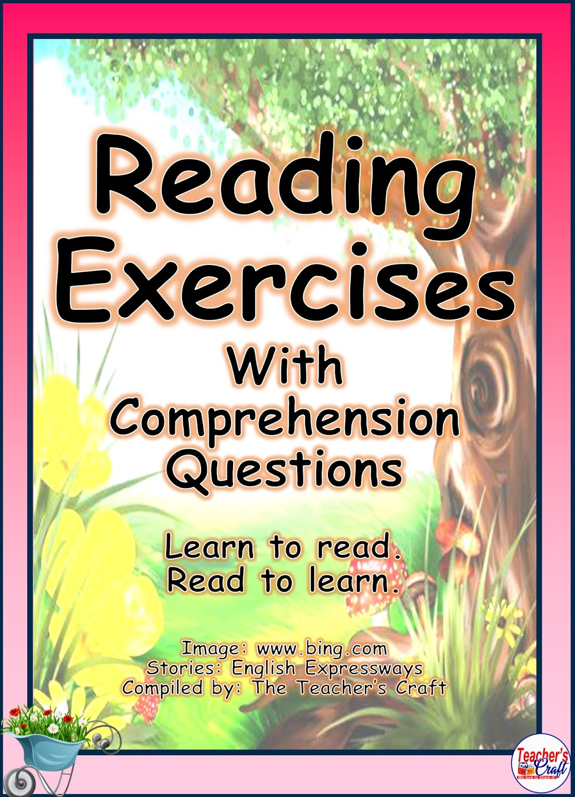English Remedial Reading Exercises With Comprehension