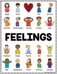 feelings check in chart for kids