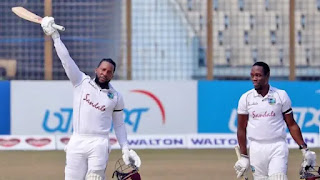 Bangladesh vs West Indies 1st Test 2021 Highlights