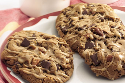 Recipe for Chocolate Coffee Cookies