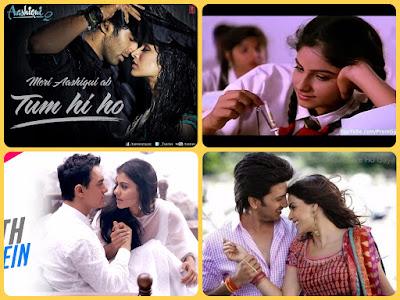 top-5-romantic-songs-of-bollywood, aajtak2019