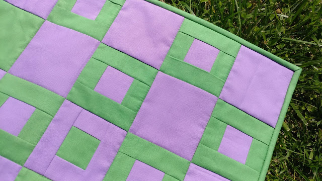 Quilt from the Biscuit books