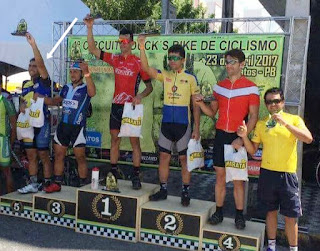 Picuiense consegue 5ª colocação na 3ª etapa do Campeonato Paraibano de Ciclismo