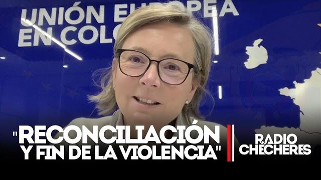 Embajadores de la Unión Europea en Colombia lanzan comunicado conjunto sobre situación de Colombia