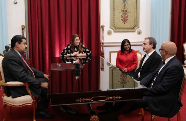 Zapatero, el chavista