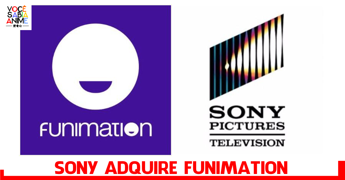 Sony adquire Funimation
