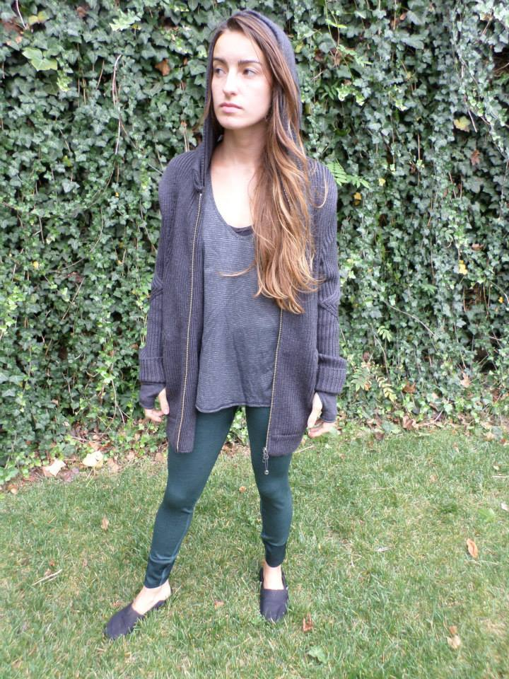 lululemon sweater once a day sweater fuel-green-ebb-pants