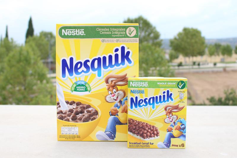 Degustabox Nesquik