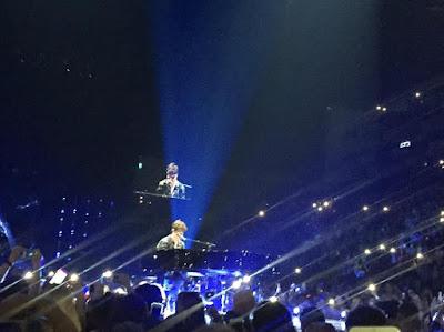 Shawn Mendes Illuminate tour london 02