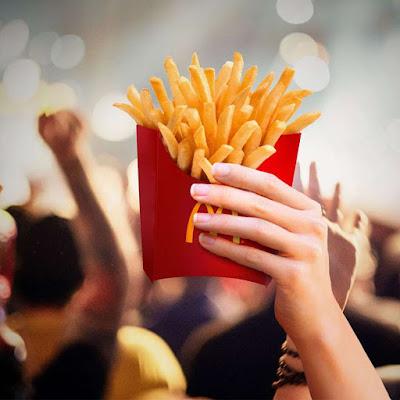 """El """"truco secreto"""" de las papitas fritas con el que te """"estafan"""" en McDonald's"""