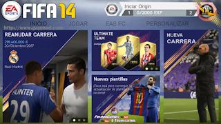 Update FIFA 18 v7 Deluxe Apk + Data Obb