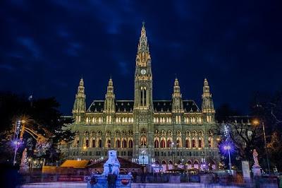 5 Tempat Wisata Kota Vienna Yang Harus Ada Di Daftar