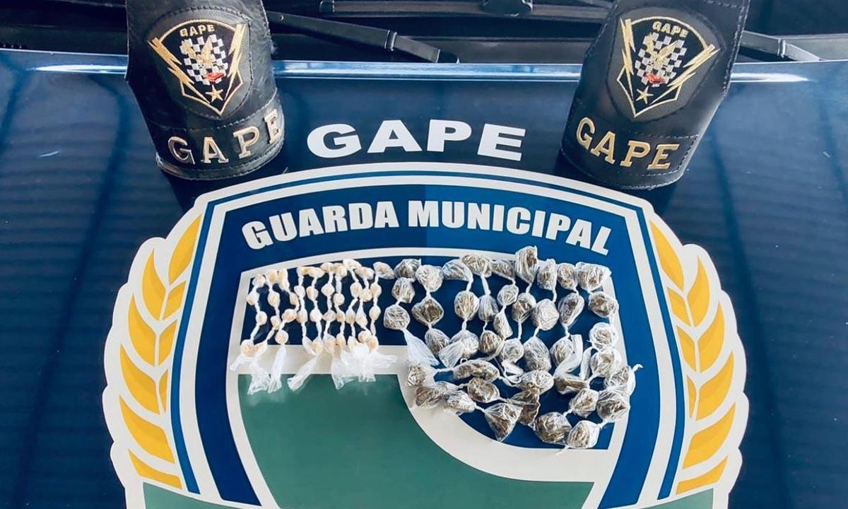 Traficante de 13 anos vendia drogas perto de creche no Santa Maria em Botucatu
