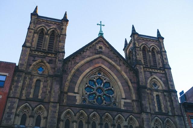 West 14th Street|Santuario de Ntra. Señora de Guadalupe En San Bernardo