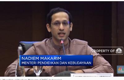 Mendikbud Nadiem: Kami Perjuangkan Hak Guru Honorer Jadi Pegawai Pemerintah