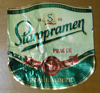 staropramen prague beer