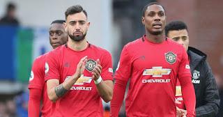 Solskjaer: January signing of Bruno Fernandes and Odion Ighalo made us stronger