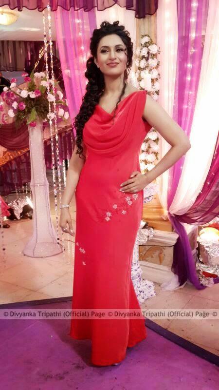 Ishita Bhalla In Red Dress