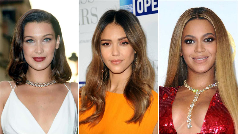 20 Flattering Haircuts for Oval Faces