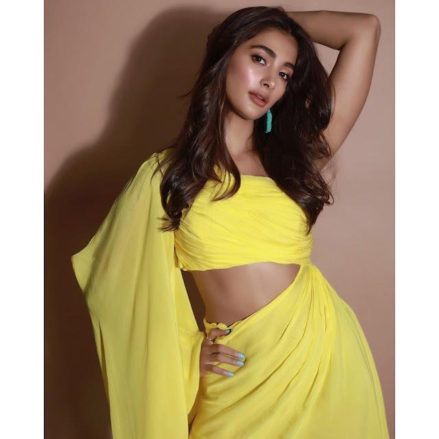 Actress Pooja Hegde