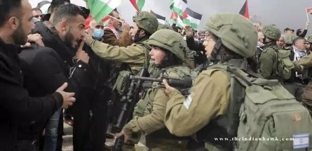 Israeli-Palestinian Clashes in Jerusalem