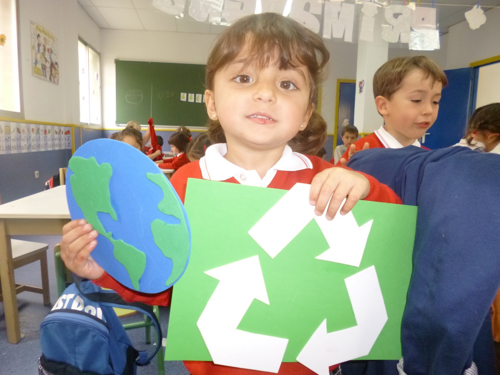 Pre K Project We Recycle Yes We Do