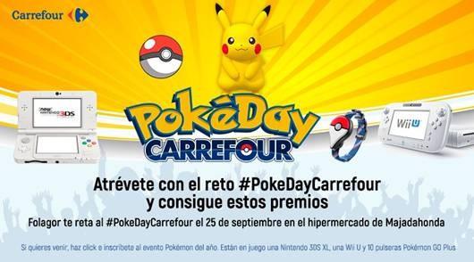 Nesse dia, vários eventos e atividades relacionadas a Pokémon acontecerão. Participantes concorrerão a prêmios.