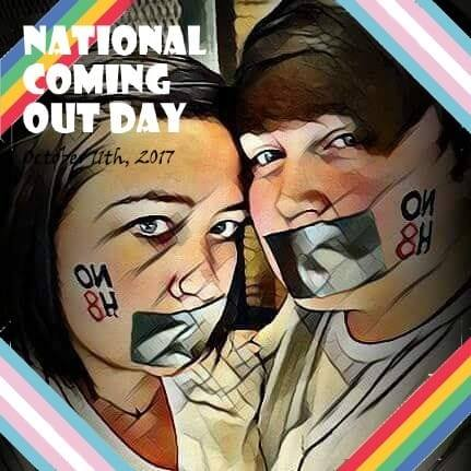 National Coming Out Day Wishes Pics