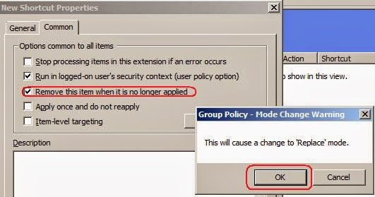 how to add desktop icon shortcut via group policy