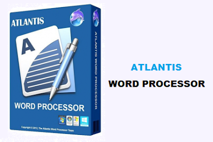 Atlantis Word Processor 3.2.10.3 Full Version