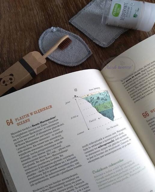 123 superciekawe fakty o klimacie Recenzja książki - Adzik tworzy
