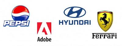 Famous Text Logos