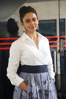 Rakul Preet Singh looks super cute in White Shirt and Skirt at Jaya Janaki Nayaka press meet 10.08.2017 005.JPG